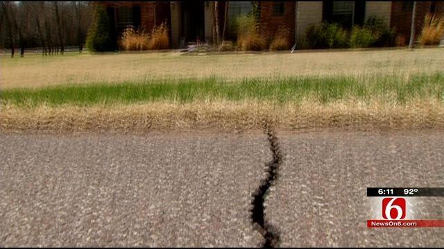 Increasing Quakes Have Many Oklahomans Considering Earthquake Insurance