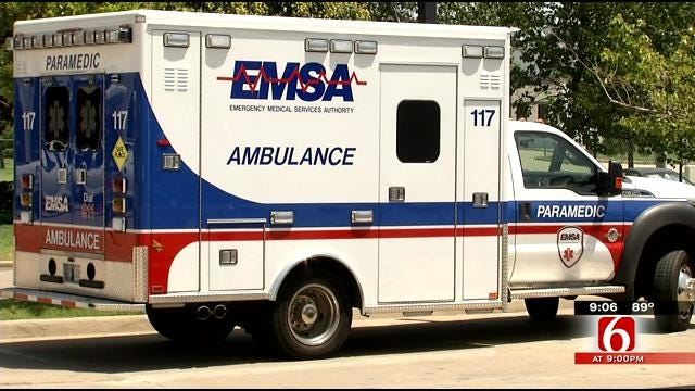 EMSA Reminds Oklahomans About Danger Of 'Fatal Heat'