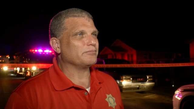 WEB EXTRA: Homicide Sergeant Dave Walker On Stabbing Death