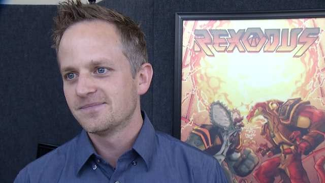 WEB EXTRA: Interview With One Of The Creators Of 'Rexodus'