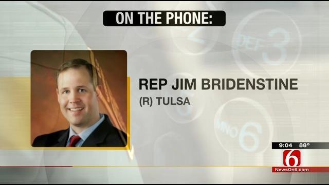 Rep. Jim Bridenstine On Children At Fort Sill: My Concerns Were Validated