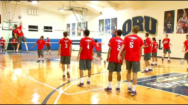 International Volleyball Tournaments Expected To Bring Millions To Tulsa Economy