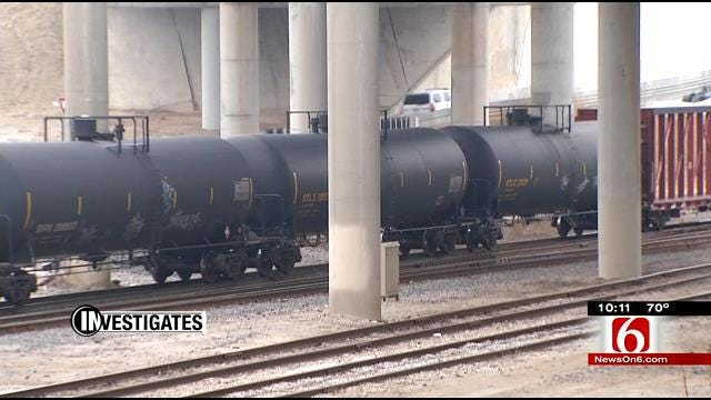 State Keeps Crude Oil Shipment Information From Public