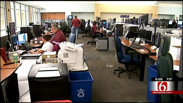 Councilors Wonder Why 911 Hold Times Are Rising In Tulsa
