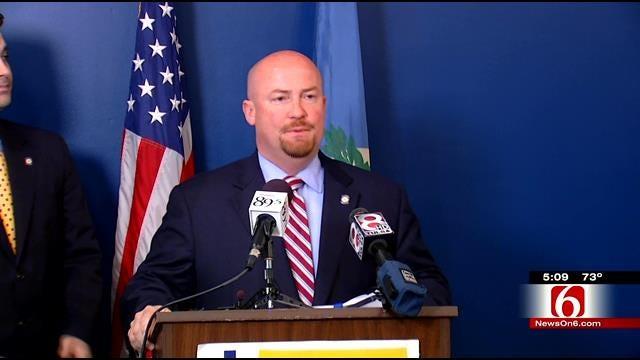 Governor Hopeful Unveils Plan To Fix Oklahoma's Education Problems