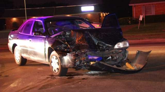 WEB EXTRA: Video From Scene Of East Tulsa Crash