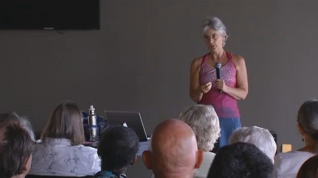 Renowned Biologist Expresses Concerns Over 'Energy Boom' To Tulsans