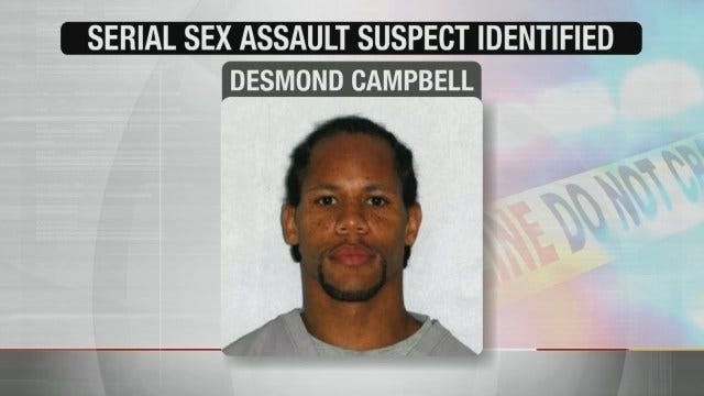 Tulsa Police: Serial Rape Suspect Desmond Campbell Dies