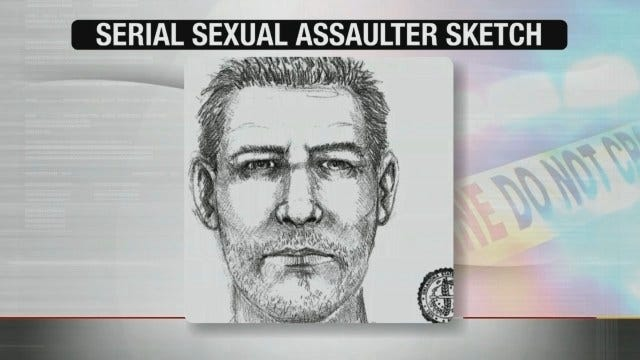 Tulsa Police: Suspect Sketches Have Differed From Attacker Before