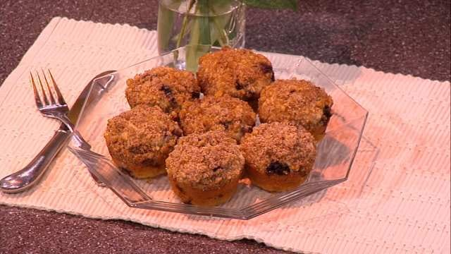 Blueberry Superfood Muffins