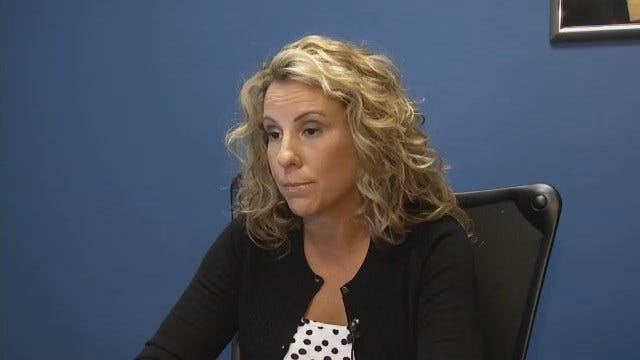 WEB EXTRA: TPD Officer Jill Roberson: 'This Is Our Guy'