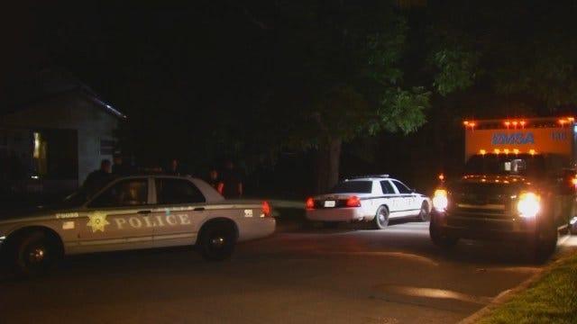 WEB EXTRA: Video From Scene Of Tulsa Burglary On East Tecumseh