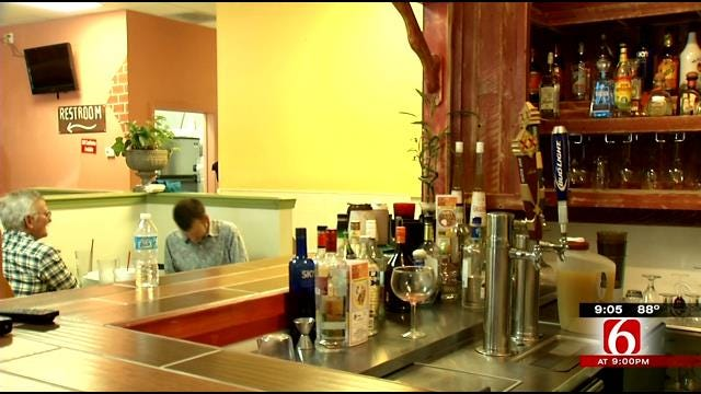 With New Law In Effect, Liquor Flows In Rogers County On Sundays