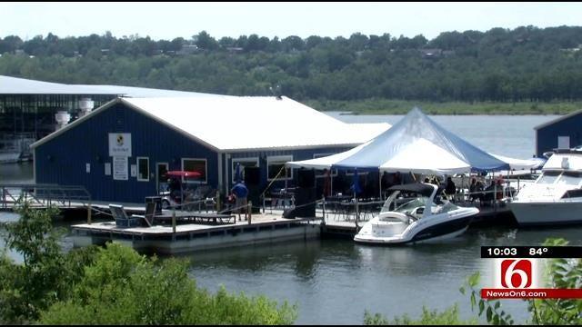 Keystone Lake Patrons Celebrate Through Independence Day Weekend