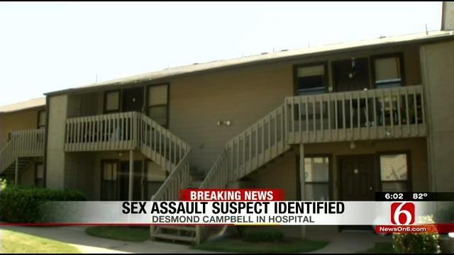 Neighbors Of Tulsa Sexual Assault Suspect Had 'No Idea'