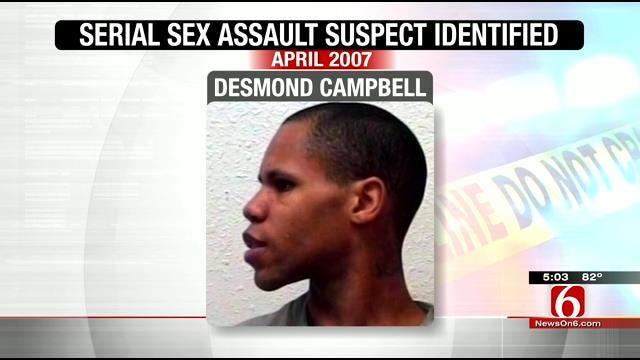Records Show Tulsa Sexual Assault Suspect No Stranger To Crimes Against Women