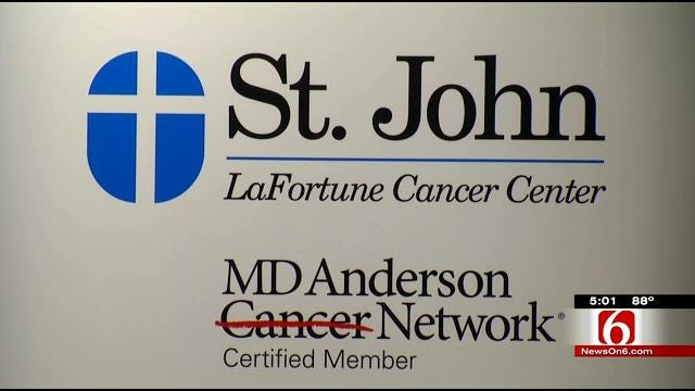 St. John Tulsa Partners With MD Anderson In Battle Against Cancer