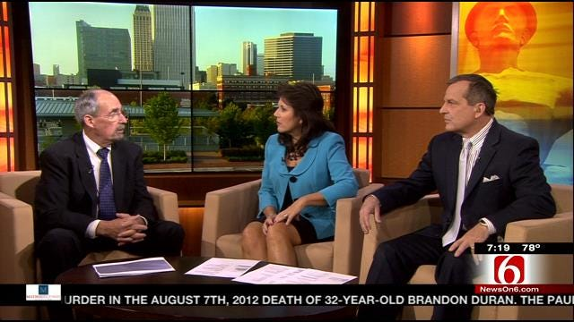 Dr. John Jennings Talks With 6 In The Morning About Having Cancer