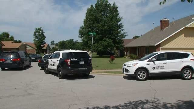 WEB EXTRA: Video From Scene Of Sand Springs Drowning