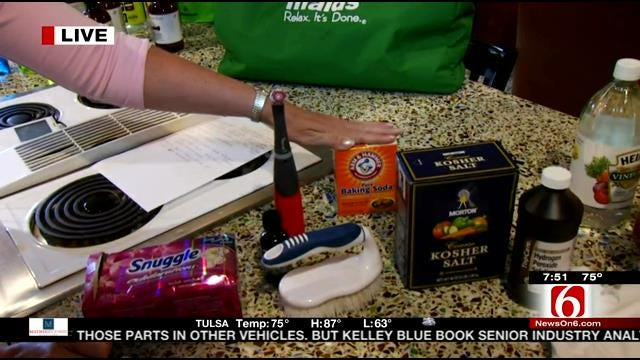 6 In The Morning Looks At Home Cleaning Solution Alternatives