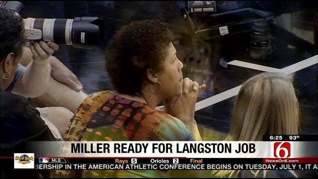 """Cheryl Miller On Coaching Langston: """"We're Looking At Rings"""""""