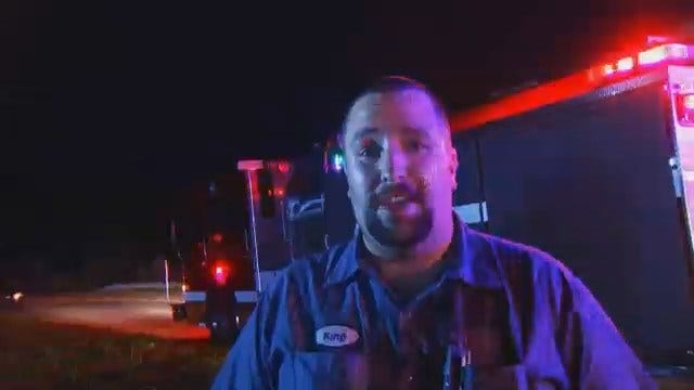WEB EXTRA: Matthew King Talks About The Crash And Calling 911
