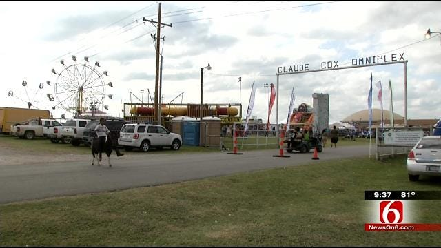Creek Nation Festival Celebrates Culture, Spirit Of Its People