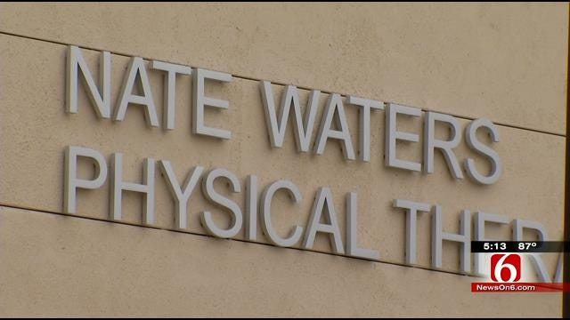 Tulsa Community College Dedicates Nate Waters Physical Therapy Clinic