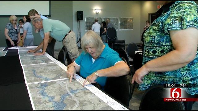 FEMA Evaluation Shows BA Creek's Floodplain Is Shrinking