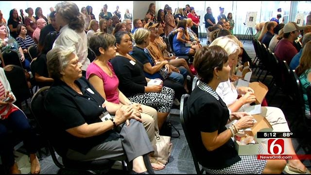 22 More Graduate From Tulsa's Women In Recovery Program