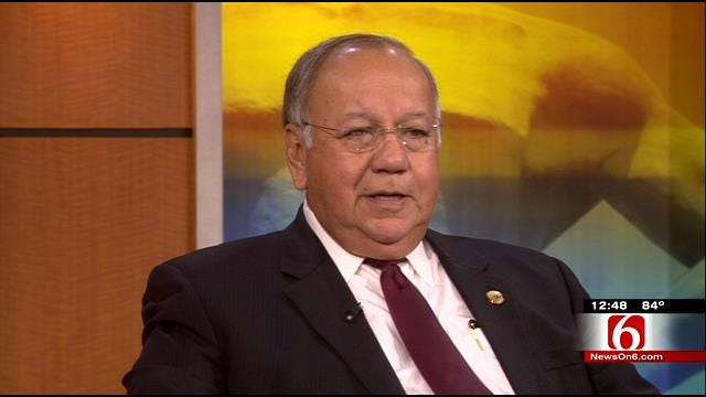 Chief Previews 40th Annual Muscogee Creek Nation Festival