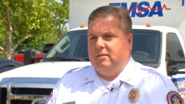 WEB EXTRA: EMSA Operations Manager Jason Whitlow Talks About Response Times