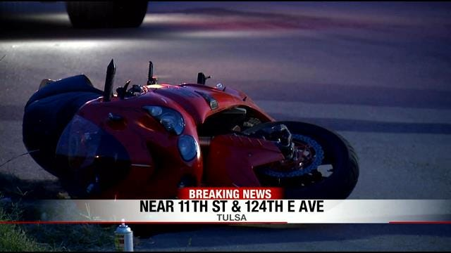EMSA: Man Dies In Tulsa After Doing 'Wheelies' On Borrowed Motorcycle