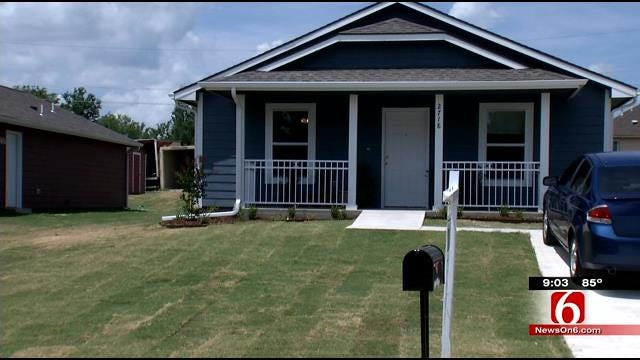 Tulsa Habitat For Humanity Transforms Entire Neighborhood