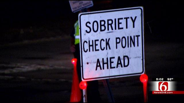 DUI Checkpoint Results In 4 Arrests, Recovery Of Stolen Purses, Wallets