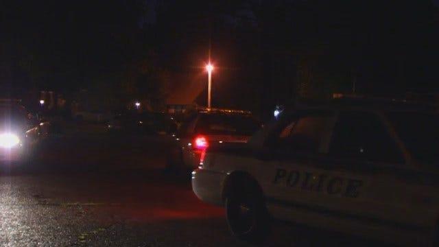 Police: Five Armed Men Invade Tulsa Home