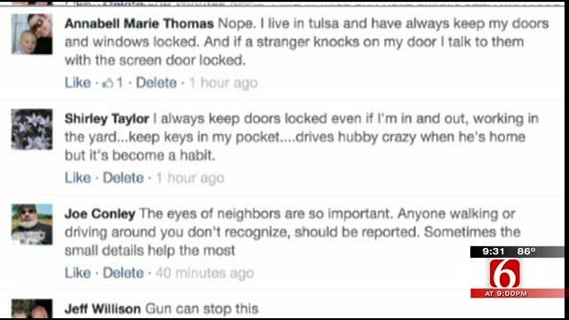 OK Talk: Are You Doing Anything Differently After Tulsa's Recent Sexual Assaults?