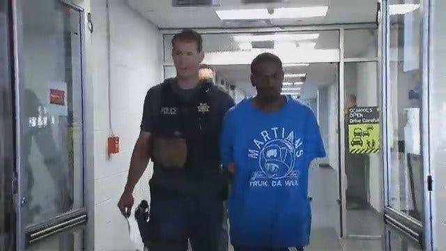 WEB EXTRA: Walgreens Robbery Suspect In Custody