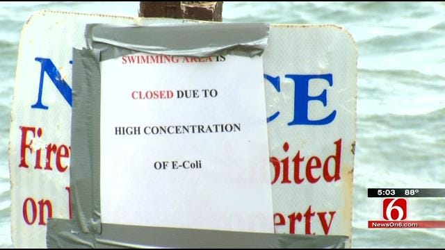 New Results Expected Friday For Tenkiller E. coli Levels