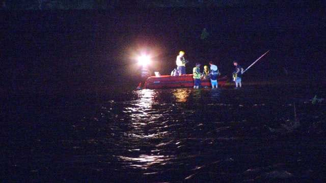 WEB EXTRA: Video From Scene Of Arkansas River Rescue