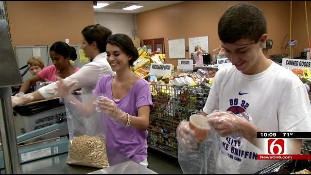 Eastern Oklahoma Food Bank Hosts Friday Fun Nights