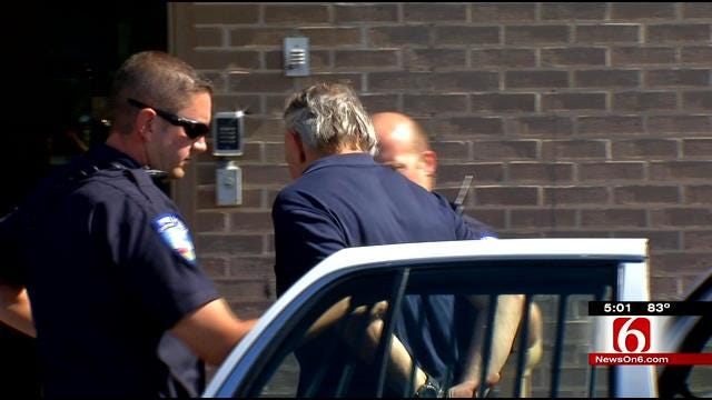 Man Surrenders To Police After Standoff At St. Francis Hospital