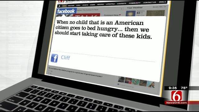 OK Talk: Will Illegal Immigrant Children At Ft. Sill Put Oklahomans In Danger?
