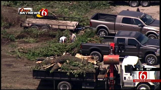 City Of Tulsa Opens New Yard Waste Disposal Site