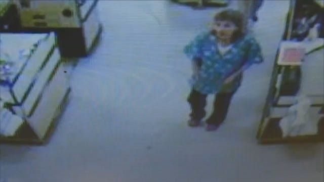 Muskogee Police Release Surveillance Photos Of Missing Woman