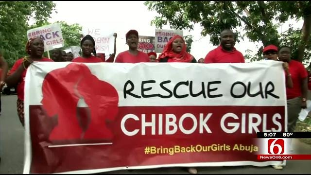 Tulsa Couple Starts Effort To Help Kidnapped Nigerian Girls