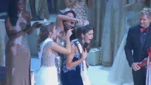 WEB EXTRA: Alex Eppler Crowned Miss Oklahoma 2014