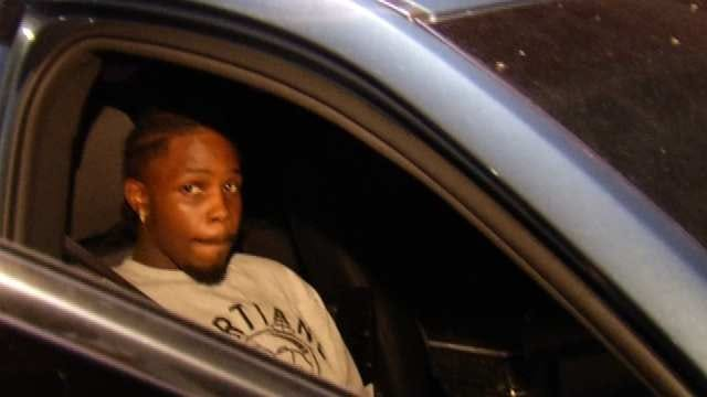 WEB EXTRA: Video Of Kevin Warrior Following His Arrest