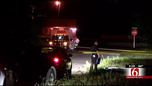 Police Investigate Tulsa's 21st Homicide Of 2014