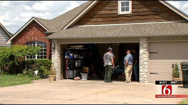 Officials Investigating Why Owasso Man Had Explosives; Neighbors React